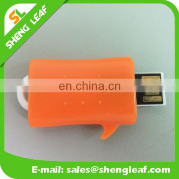 Promotional wholesale bulk plastic usb flash drive