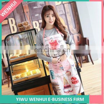 Latest Arrival attractive style personalized aprons with many colors