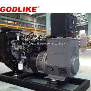Open Type 300kVA 240kw Diesel Genset with Perkins Engine EPA