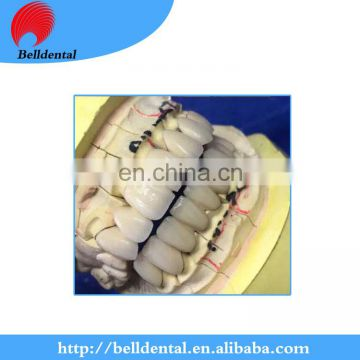 open cad/cam system Super Translucent dental sintering milling zirconia blocks
