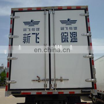 Custom-made Refrigerator Box for Trucks and Vans Body