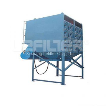 Pulse Cartridge Filter Type Dust Collector For Grinding Mach