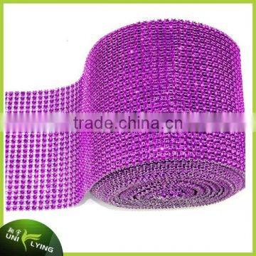 10 Yards Gold Plating Plastic Mesh For Craft Decoration