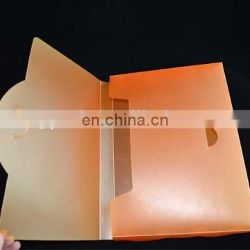 hard plastic document box