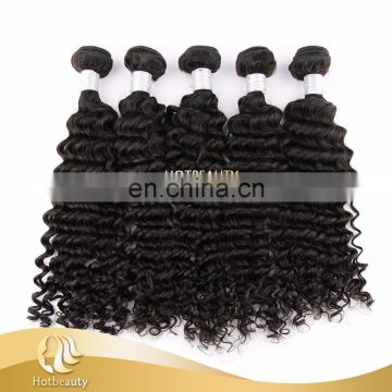 Wholesale Top Quality Beauty Hair 100% Peruvian Deep Wave Human Hair Extension