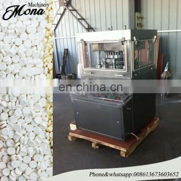 Professional Pill Making Press Machine/Single Punch Tablet Press with good quality