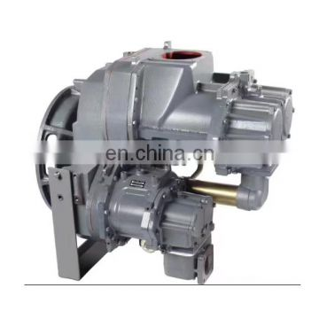 Famous brand industrial motor drive electric fixed screw air compressor with competitive price