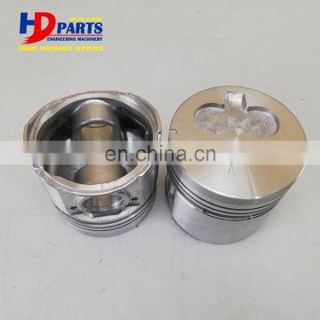Engine Piston 3KR1 with Piston Pin and Circlip Machinery Parts