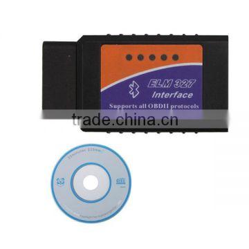 Professional ELM 327 kw1281 Interface Bluetooth OBD2 / OBD