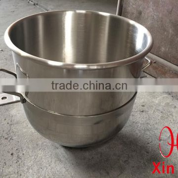 Commercial Kitchen use Stainless Steel Round Mixing Bowl