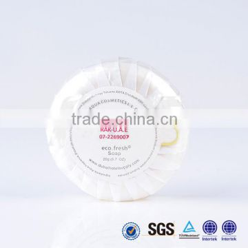 Hotel Beauty Skin Care Whitening Soap With Customized Logo