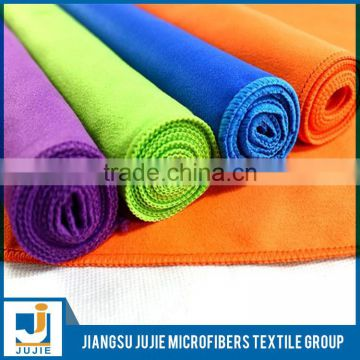 Latest design superior quality promotional microfiber sports towel