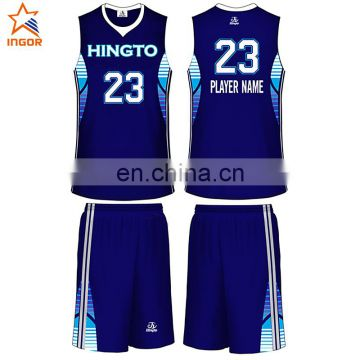 d2477af888d Customized printing basketball jersey new design men's basketball jersey  manufacturer of team sports wear from China Suppliers - 158103016