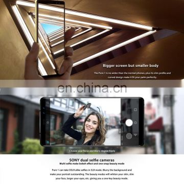 Wholesale Drop Shipping 4G FDD-LTE Phone,5.7inch Big IPS Screen,4380mAh Biggest Battery Phone,4 Camera 8MP,Fingerprint Id Dual S