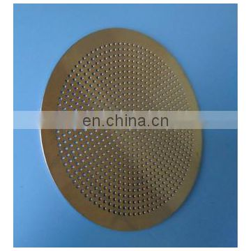 Comfortable shower stainless steel beauty salon filtration shower head mesh