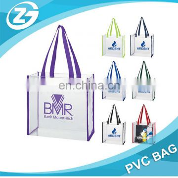 promotional waterproof cosmetic pvc bag