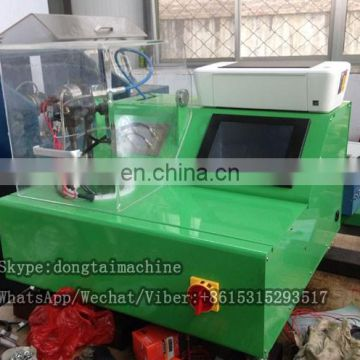DTS200 Common rail injector test bench flow system with servo motor