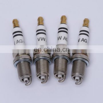 Remanufacturing Auto Engine Iridium spark plugs 101905631A for VW AUDI