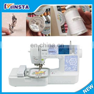 high speed embroidery machine with automatic