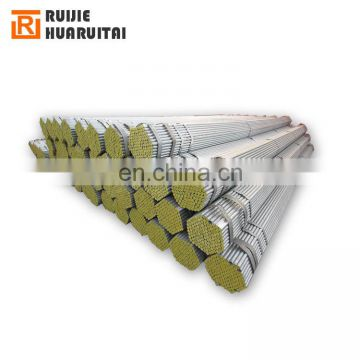 Best price hot dipped galvanized steel tube, diameter 40NB galvanised steel pipe for Australia