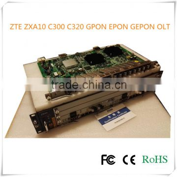 ZTE ZXA10 C300 Optical Line terminal PTP Ethernet interface