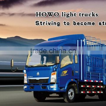 light truck for transporting