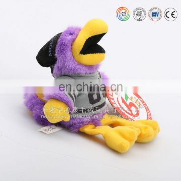 Wholesale any style bird and tiger hand felt finger puppet