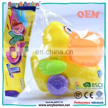 Hot Sale Wind Up Promotion Candy Plastic Toys