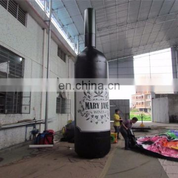 TOP inflatable red wine inflable equipment advertising inflatables with En14960/EN15649