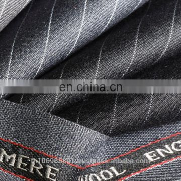 Fashion Suiting Stripe Twill Design T/R 65/35