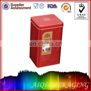 high quality tin tube for wine bottle packaging