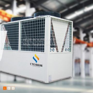 30KW Best Price Customizable Small Air Cooled Scroll Water Chiller
