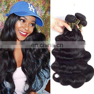 Best Selling Body Wave High Quality Virgin Brazilian Wholesale Hair Bundle grade 8a virgin hair bundles with closures
