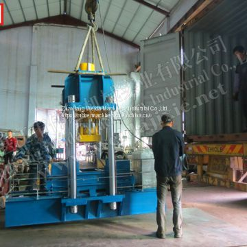 Supply Malaysia energy saving Automatic Hydraulic Rubber Packing Machine