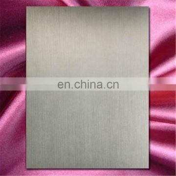 Mirror finished stainless steel plate 201 304 430 For decorative Using