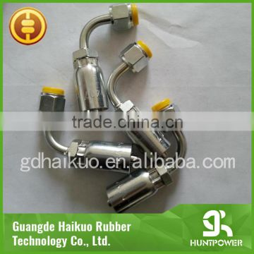 Sandblaster Used rubber compression fitting hydraulic hose