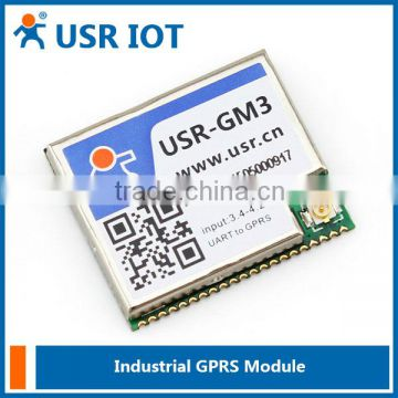 USR-GM3 GPRS GSM Module Serial GPRS DTU Converter Support RTS/CTS