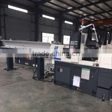 Good sellar! popular GD408 auto Cnc lathe bar feeder for cnc lathe