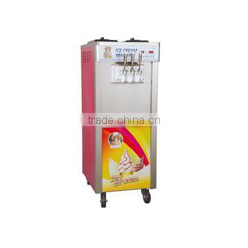 BQL-F12 Soft Ice Cream Machine for Commercial Use 25L Per Hour with CE ROHS Certificate Best Price