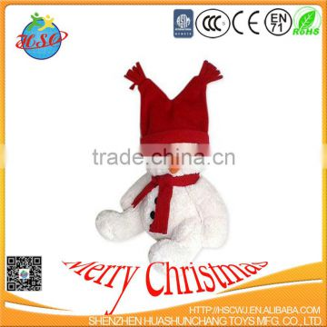 new design Christmas Snowman stuffed plush toys