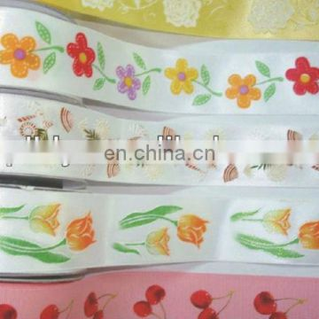20mm rose satin polyester tape