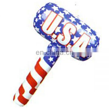 American Flag Inflatable Toy Hammer Mallets