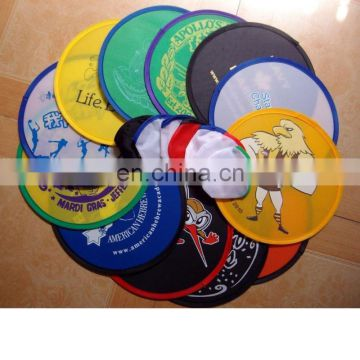 cheap fold up mini frisbee