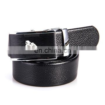 Quality Supplier Men Leatehr Belt Custom Top Brand Leather Belt