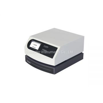 Gray Diaphragm Permeability Meter for New Energy Industry Gurley Method Air Transmittance Rate Tester
