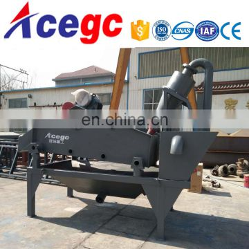 Fine sand recovery machine sand production line