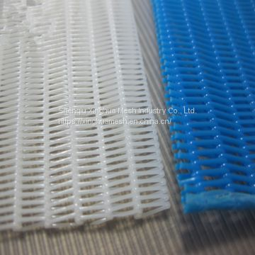 Polyester spiral dryer fabric for sludge dewtering fabric