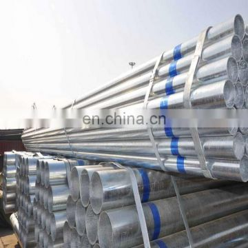 Q235 Hot dipped galvanized tube /Hot dipped galvanized steel tube