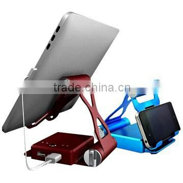 Foldable power bank for tablet 10400mAh
