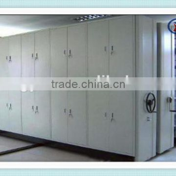Steel Office Mobile Docment Storage Cabinet / Racking System